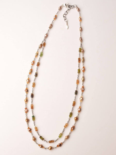 Harvest Double Necklace