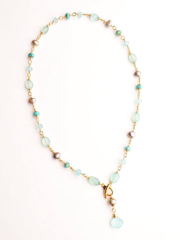 Kalani Toggle Necklace