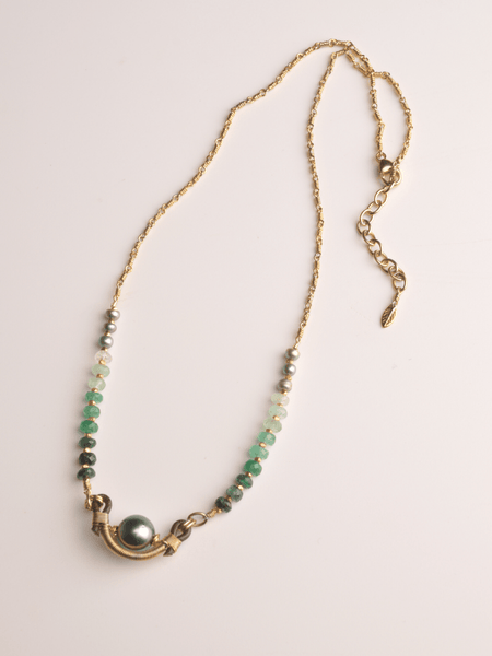 Beautiful One Wrap Necklace