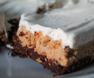 The Best Keto Dessert! Low Carb Peanut Butter Chocolate Dream Bars