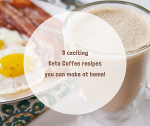 Fancy Keto Coffee At Home!
