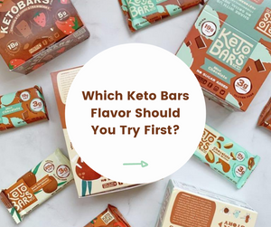 Which Keto Bars Flavor Should You Try First?