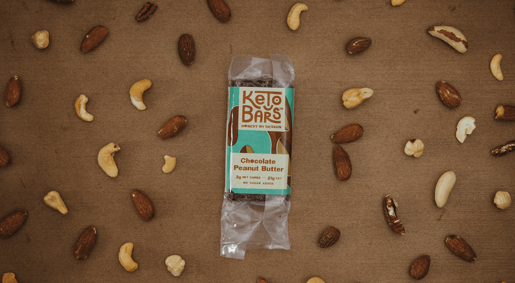 Keto Bars High Fat Low Carb Ketogenic Keto Snack Vegan Gluten Free