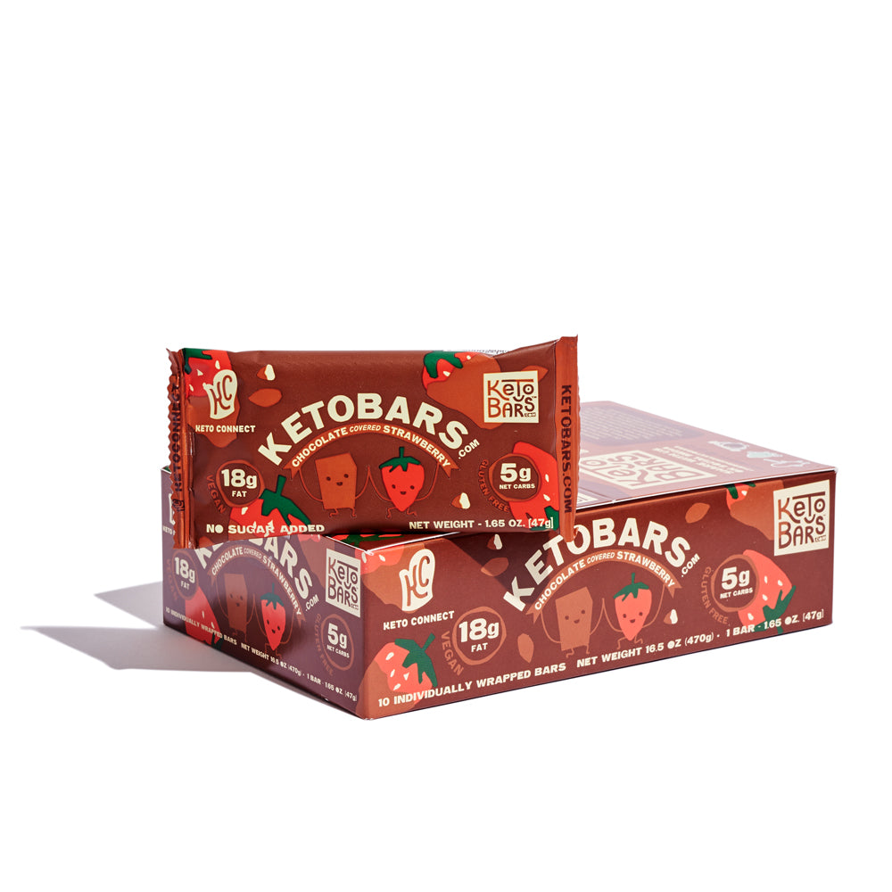 Chocolate Covered Strawberry, 10 Pack.