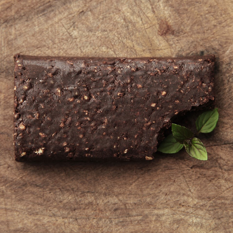 Chocolate Mint Keto Bars, 10 pack.
