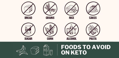 Which foods are good for the keto diet? Heres what to avoid