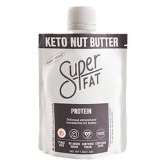 keto friendly nut butter from SuperFat
