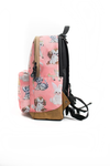 Cute Animals Backpack M Coral