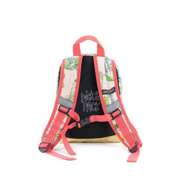Mice Backpack S Pink