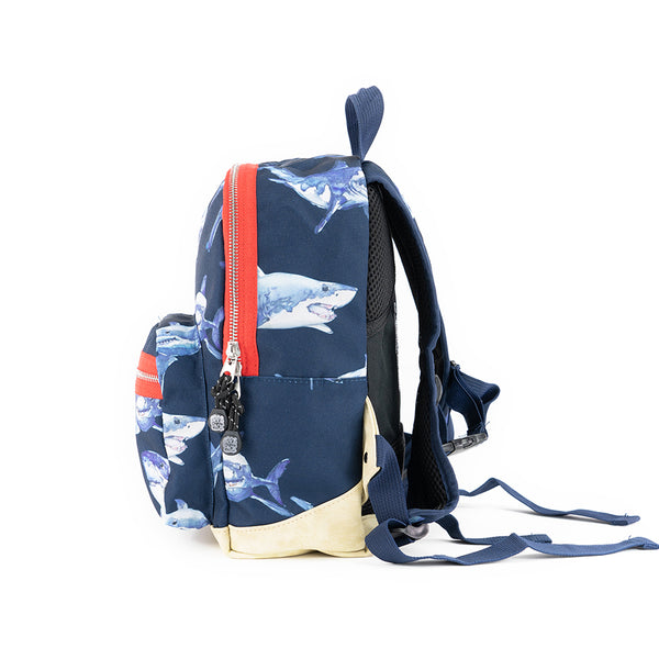 Shark Backpack S Navy