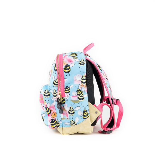 Bee Backpack S Sky blue