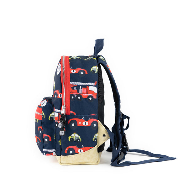 Cars Backpack S Navy
