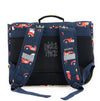 Cars Schoolbag Navy