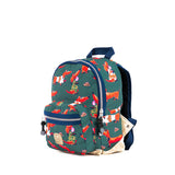 Wiener Backpack S Leaf green