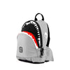 Shark Shape Backpack S Grey