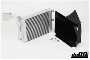 BMW M3 E90 E92 E93 DKG / DCT OIL COOLER RACING