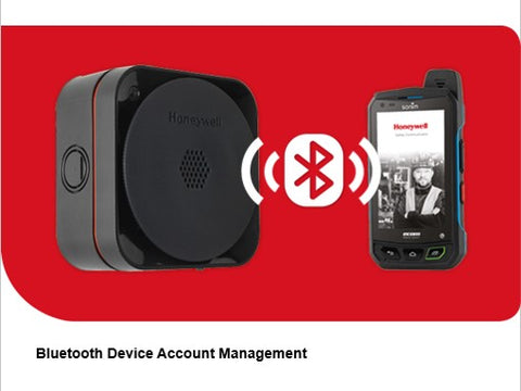 Bluetooth Device Account Management