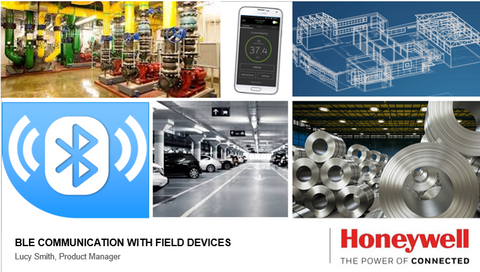 Bluetooth Enabled Gas Detectors Webinar