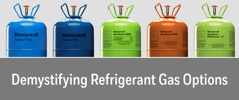 Demystifying Refrigerant Gas Options Webinar
