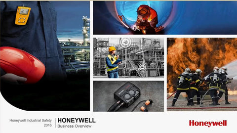 Honeywell Industrial Safety Overview