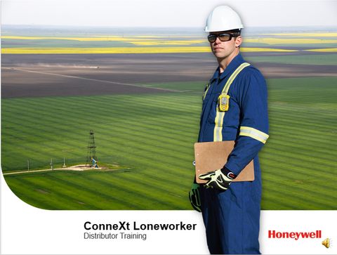 ConneXt Loneworker Distributor Training