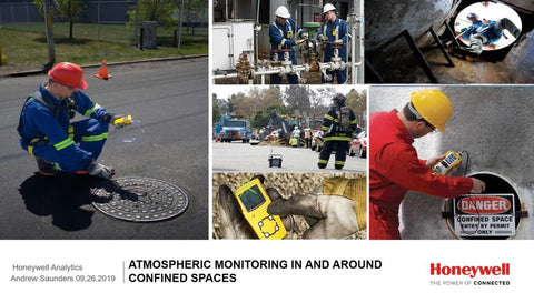 Portable Gas Detection for Confined Space - Webinar