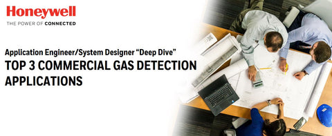 Top 3 Commercial Gas Detection Applications Webinar