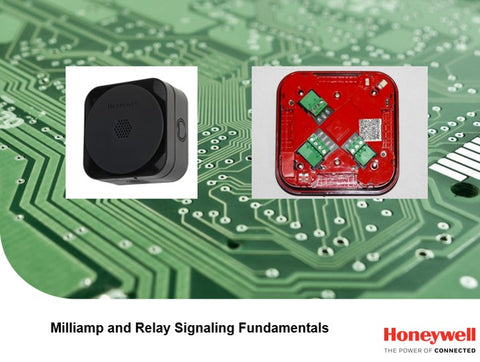 Milliamp and Relay Signaling Fundamentals