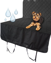 Pet Car Back Seat Cover Protector, Dog Hammock Waterproof Blanket