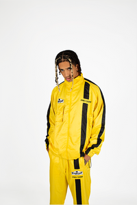 FREV CORP. Jacket (Racing Edition) Yellow