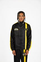Load image into Gallery viewer, FREV CORP. Jacket (Racing Edition) Black