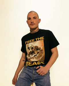 FREE THE BEAST T-SHIRT