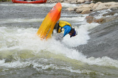 Freestyle Rodeo – Kayak Pumphouse/Gore Canyon Whitewater Park