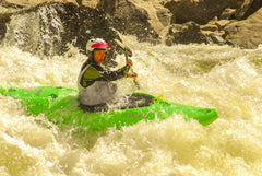 Short Boat K-1 - (shorter or equal 10') Downriver Sprint through Gore Canyon