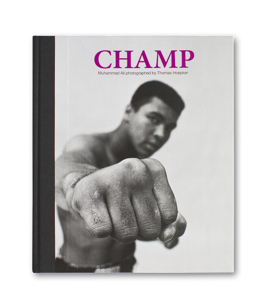 Champ by Thomas Hoepker (signed)