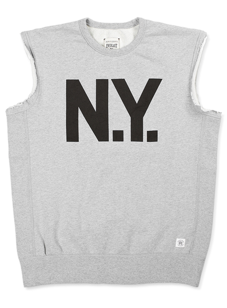 Reigning Champ x Everlast N.Y.  Sleeveless Crewneck