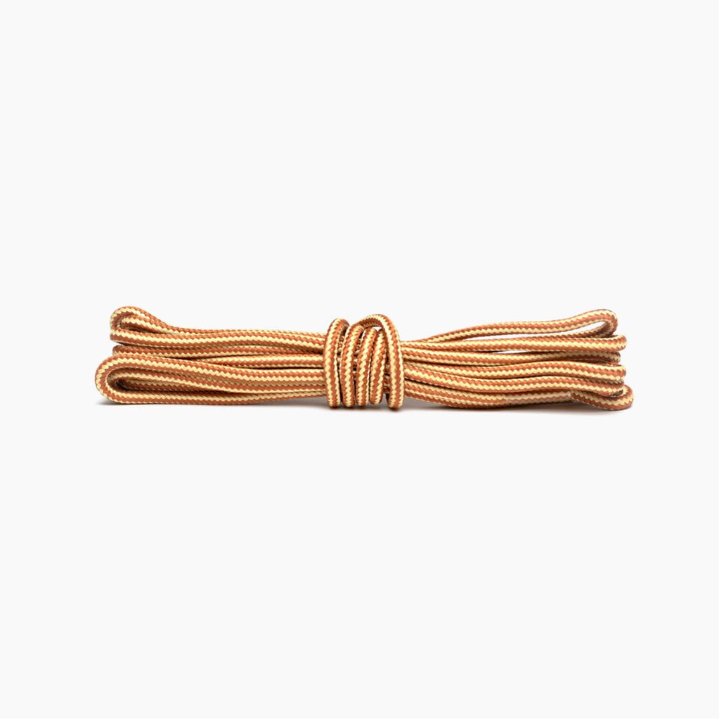 Kevlar® Blend Laces | Tan + Yellow