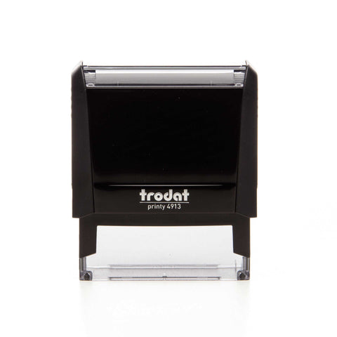 Self-Inking Notary Stamp, Various Colors