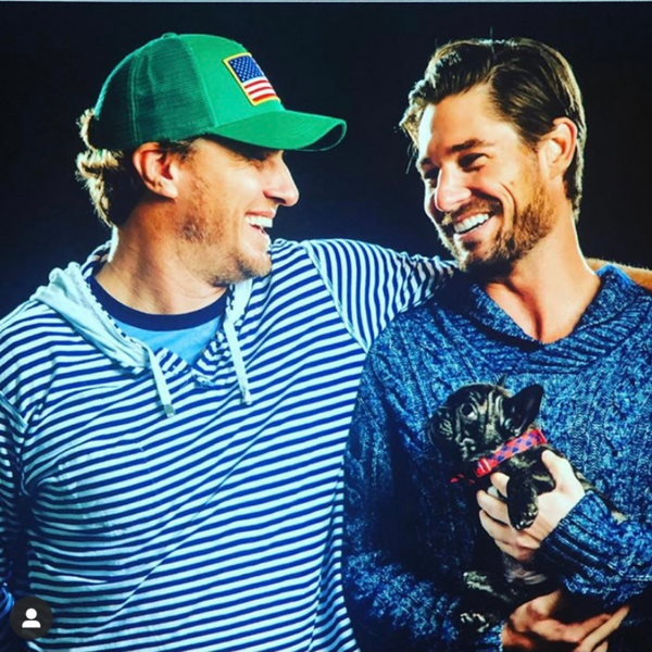 Q+A with Fellow Dog Lover Shep Rose of Bravo TV's Southern Charm