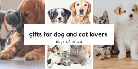 Great Gifts for Dog and Cat Lovers New Arrivals on Dogs of Bravo