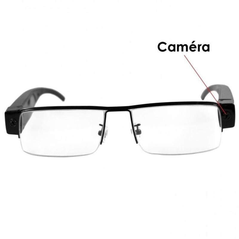 LUNETTE CAMERA E-SPION V13 FULL HD 1080P - Matjarokom.ma