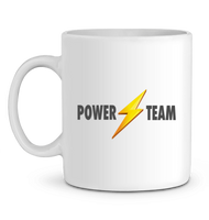 POWER TEAM | Mug en Céramique