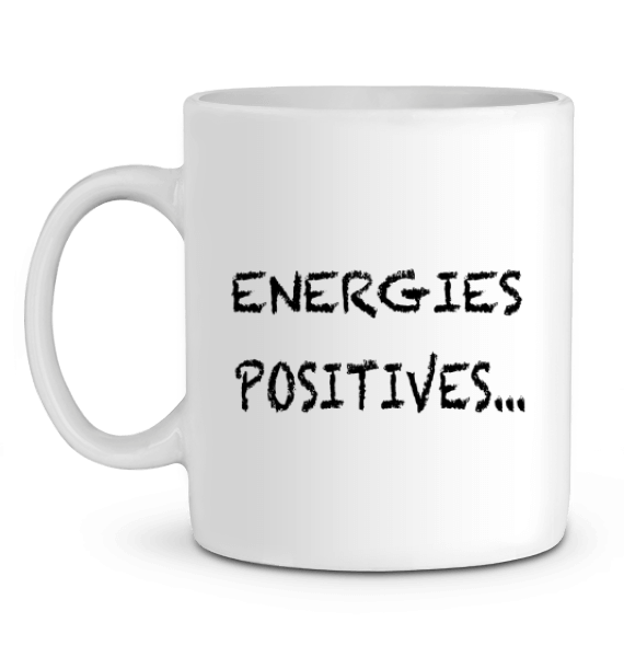ENERGIES POSITIVES | Mug en Céramique