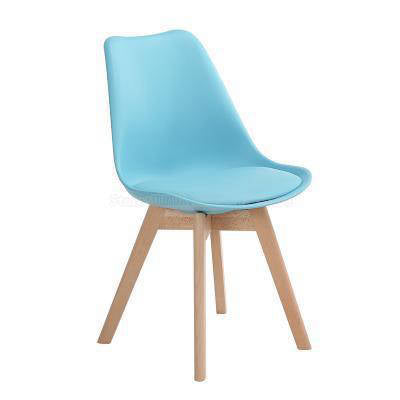 Chaise de Bar Scandinave Bleu