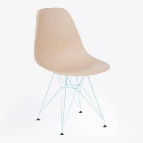 Chaise Scandinave Beige