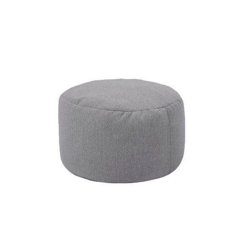 Pouf Scandinave Gris Anthracite | Chaises Scandinave