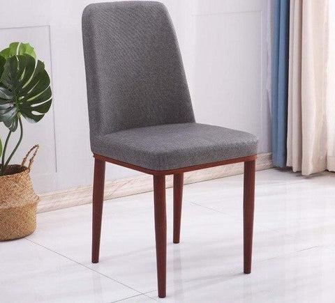 Chaises Scandinave Surprenante Anthracite