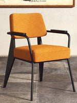Chaise Scandinave Prestige Orange