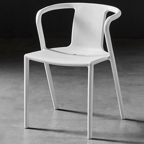 Chaise Scandinave Récente Blanche