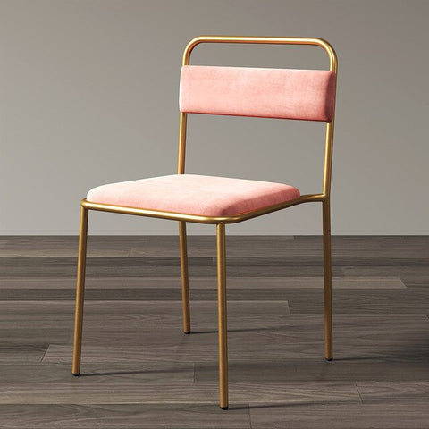 Chaise Scandinave Pur Rose
